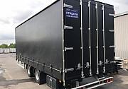 Прицеп полной массой до 10 тонн для грузового авто Нижний Тагил